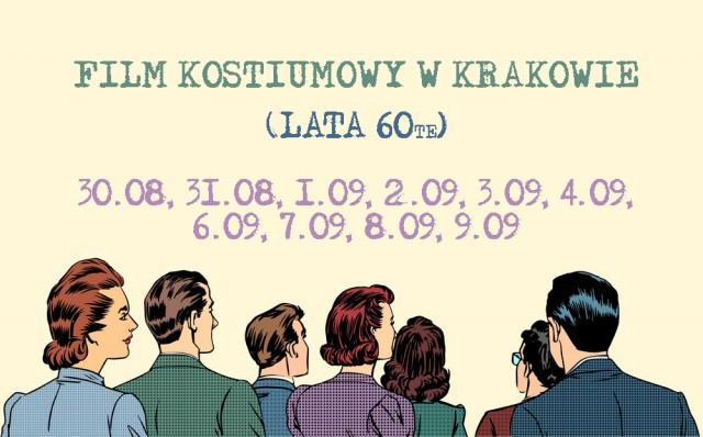KRAKÓW - STATYŚCI - FILM KOSTIUMOWY