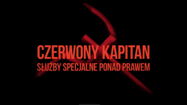 CZERWONY KAPITAN - 1