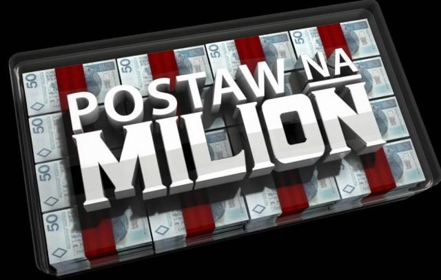 POSTAW NA MILION zapisy na widownię do kolejnej edycji programu