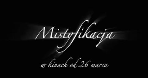 Mistyfikacja - 1