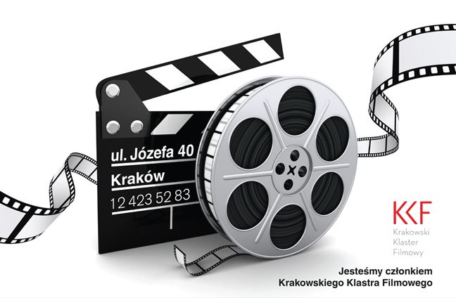 We are a member of The Cracow Film Klaster